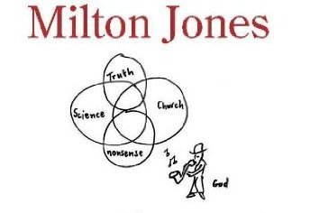 Milton Jones and God